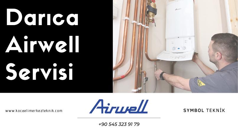 darıca airwell kombi servisi