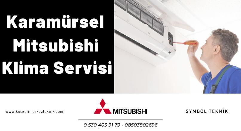 Karamürsel Mitsubishi klima servisi