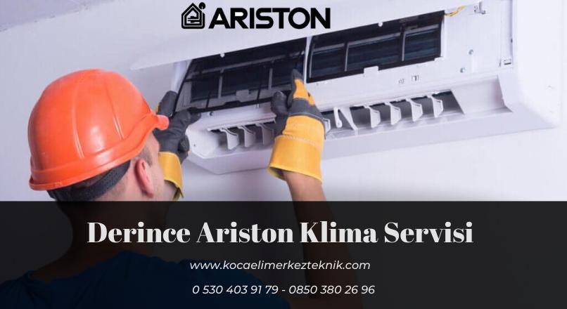 Derince Ariston klima servisi