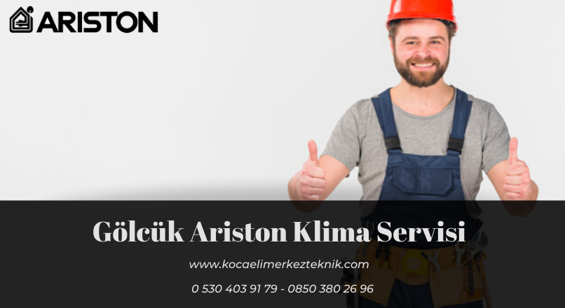 Gölcük Ariston klima servisi