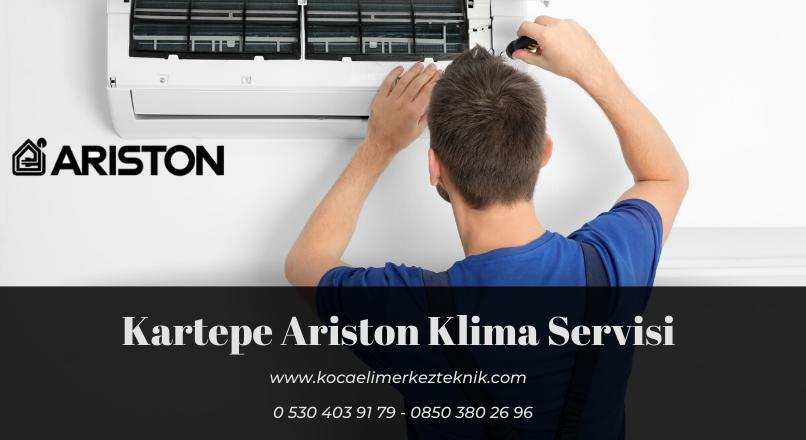 Kartepe Ariston klima servisi