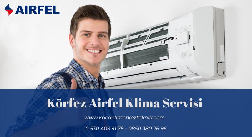 Körfez Airfel klima servisi