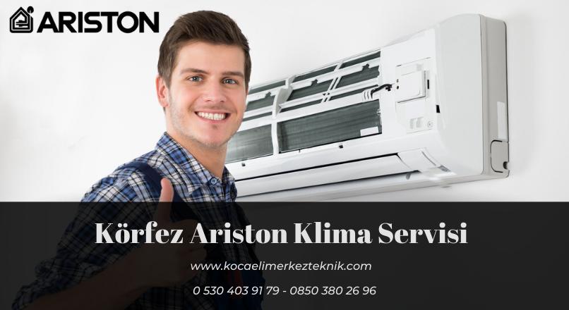 Körfez Ariston klima servisi