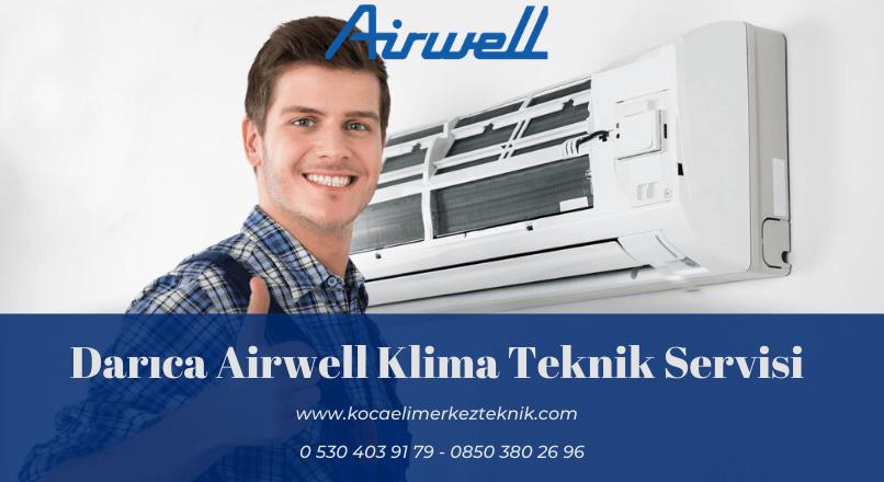 Darıca Airwell klima servisi
