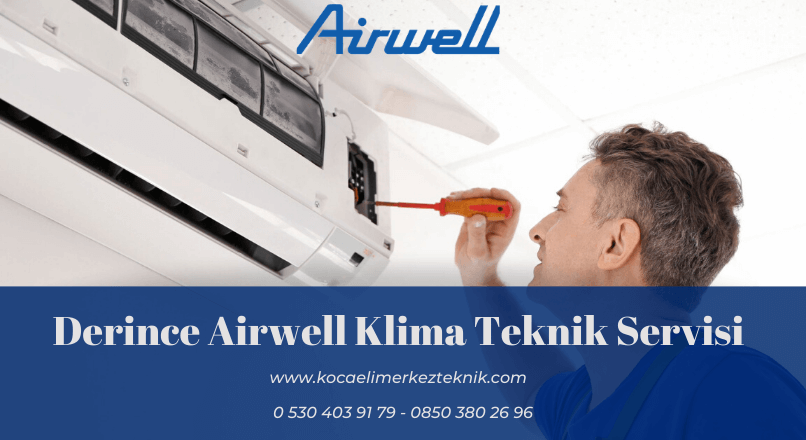 Derince Airwell klima servisi