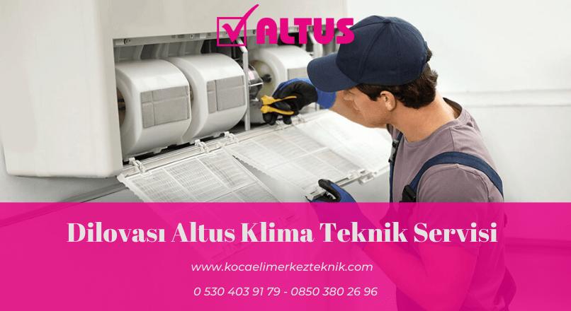 Dilovası Altus klima servisi