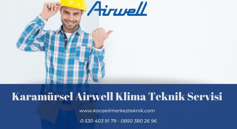 Karamürsel Airwell klima servisi
