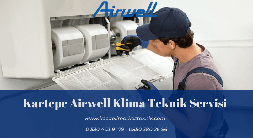 Kartepe Airwell klima servisi