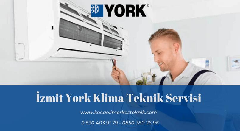 İzmit York klima servisi