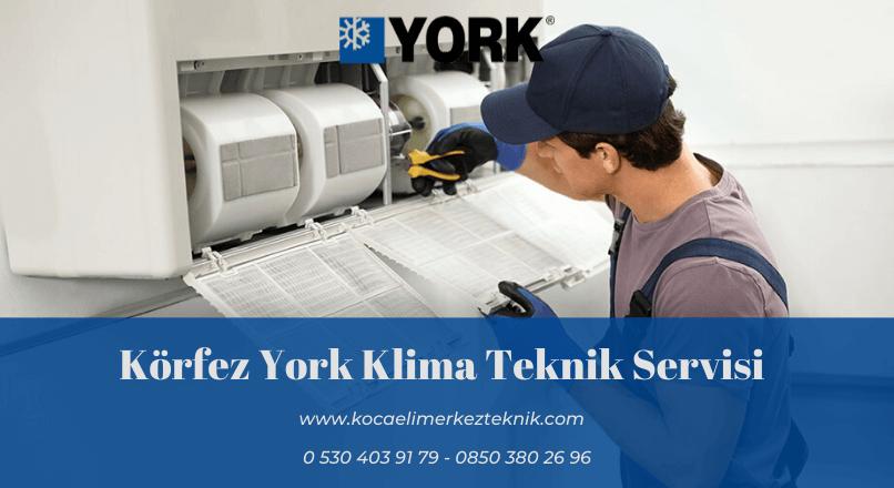 Körfez York klima servisi