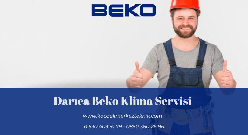 Darıca Beko klima servisi