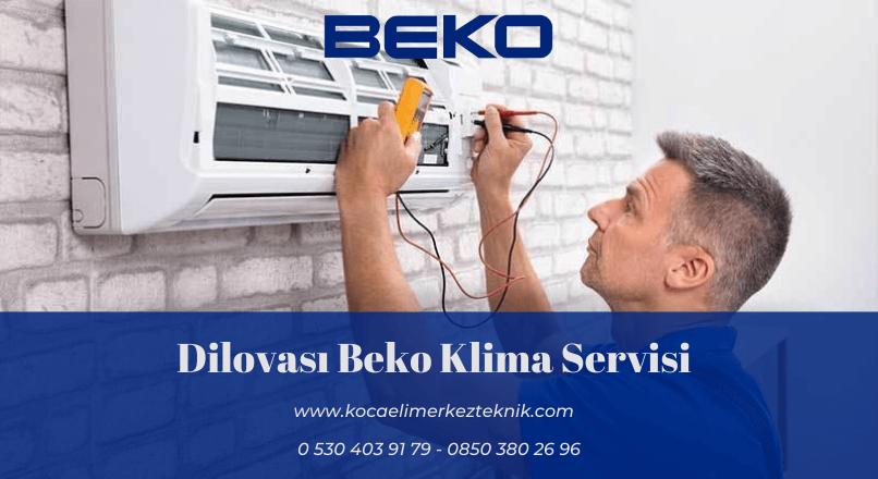 Dilovası Beko klima servisi
