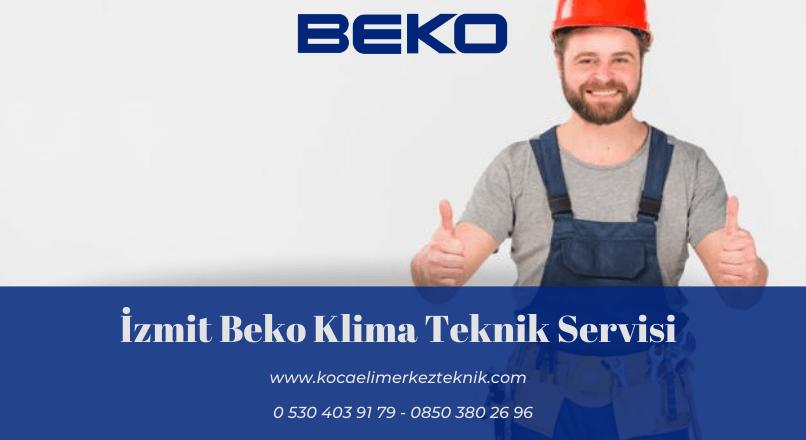 İzmit Beko klima servisi