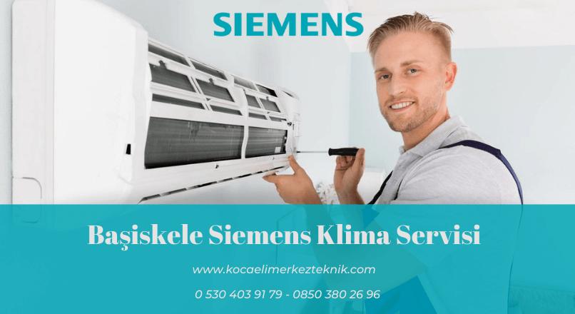 Başiskele Siemens klima servisi