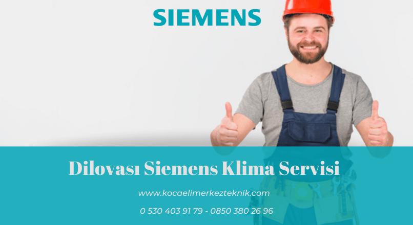 Dilovası Siemens klima servisi