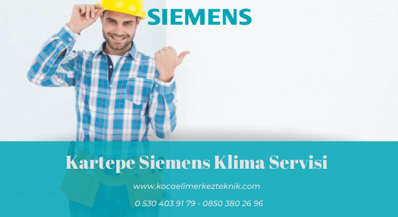 Kartepe Siemens klima servisi
