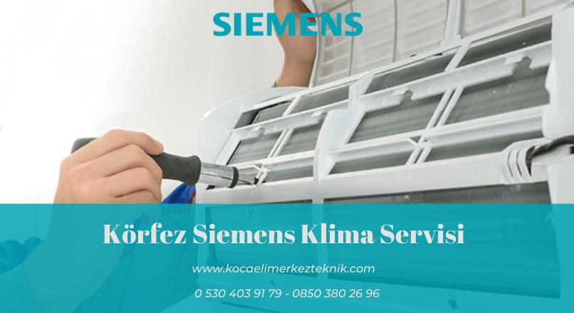 Körfez Siemens klima servisi
