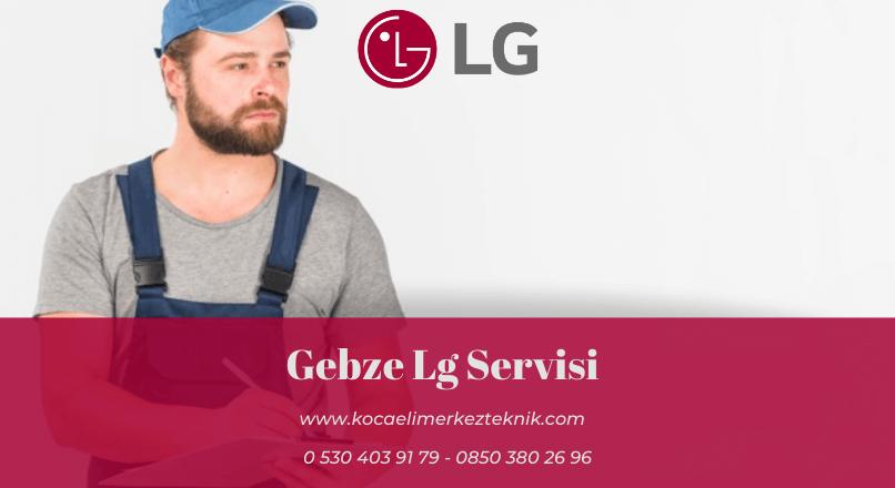 Gebze Lg servisi