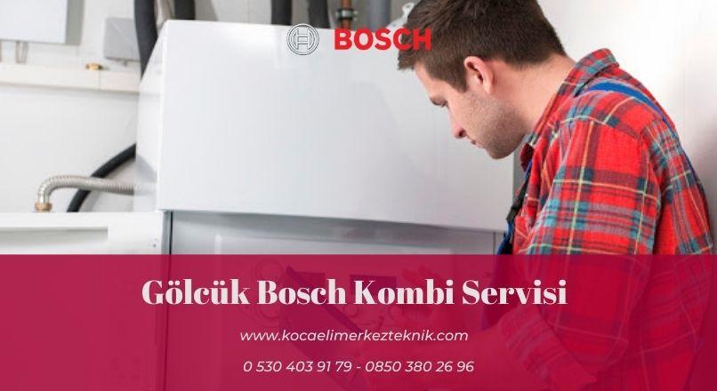 Gölcük Bosch kombi servisi