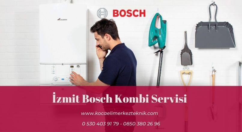 İzmit Bosch kombi servisi