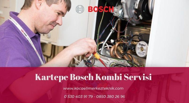 Kartepe Bosch kombi servisi