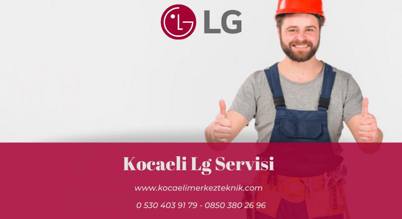 Kocaeli Lg servisi