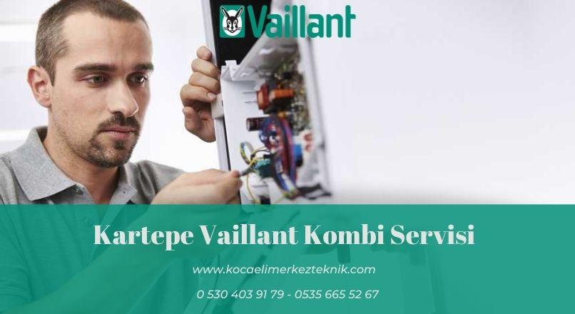 Kartepe Vaillant kombi servisi