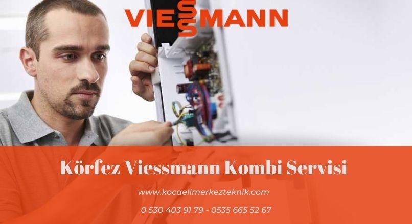 Körfez Viessmann Kombi Servisi