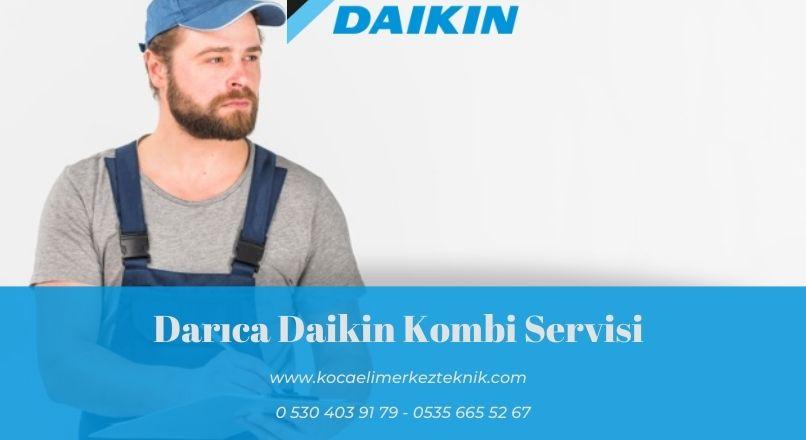 Darıca Daikin kombi servisi