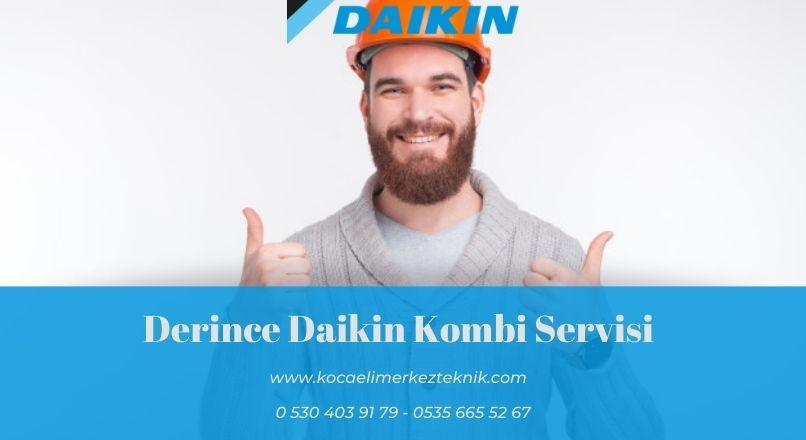 Derince Daikin kombi servisi