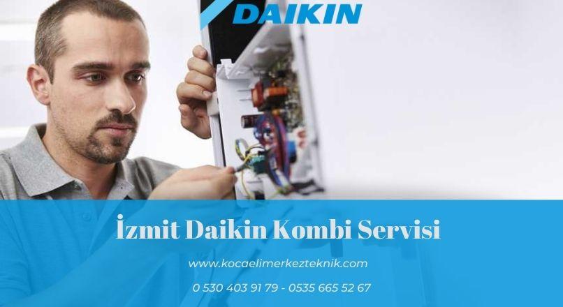 İzmit Daikin kombi servisi