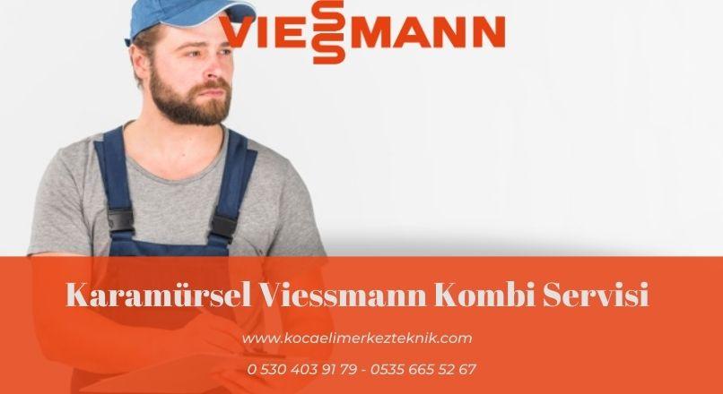 Karamürsel Viessman kombi servisi