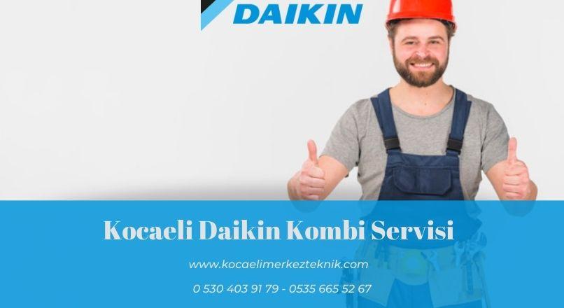 Kocaeli Daikin kombi servisi